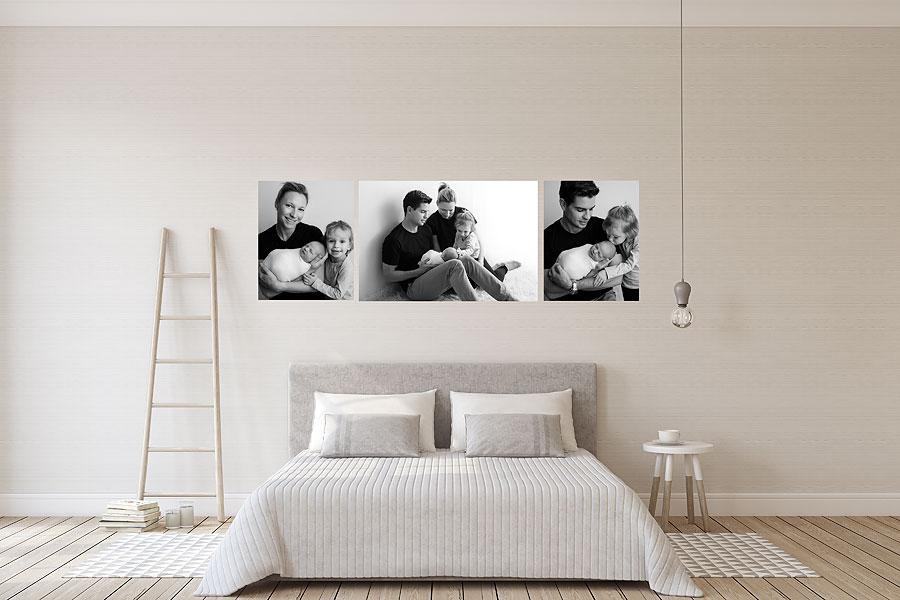 Newborn photography Adelaide, wall