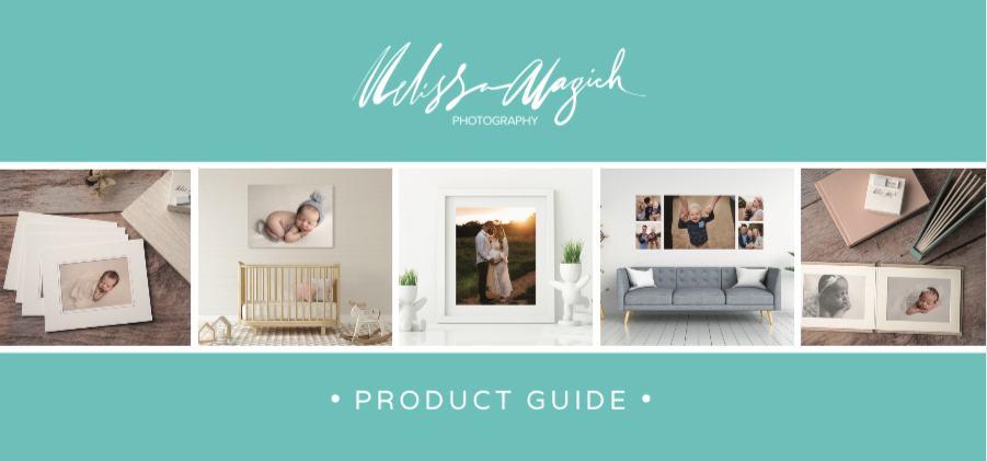 Photography product guide